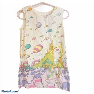 Dr Seuss l All The Places You'll Go Toddler Dress
